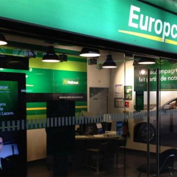 Europcar Paris Etoile Foch