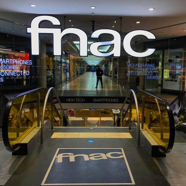 FNAC Champs-Elysées