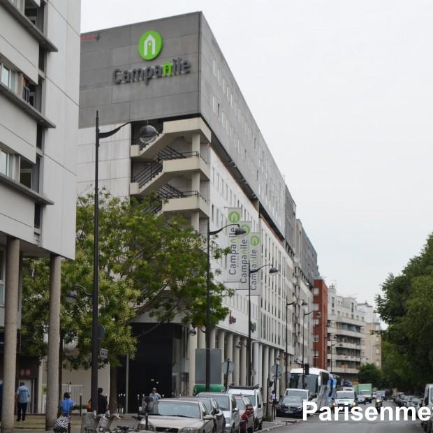 Hôtel Campanile Paris 19 – La Villette