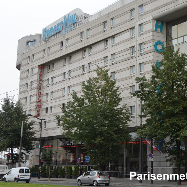 Hôtel Forest Hill Paris – La Villette