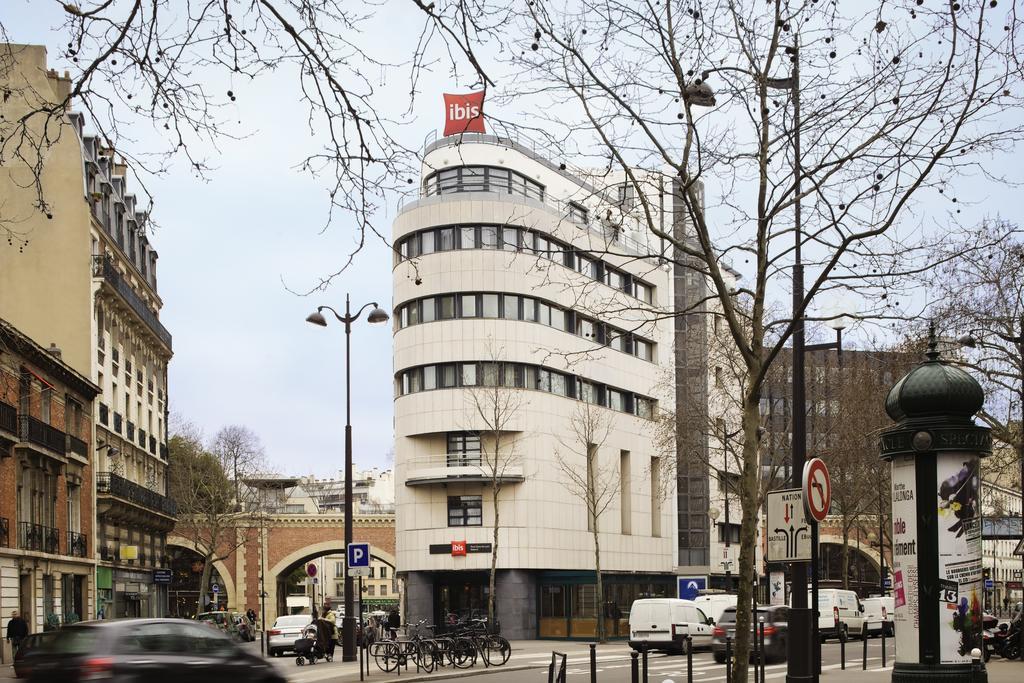 Hotel ibis paris gare de lyon paris en m tro - Gare de lyon jardin des plantes ...
