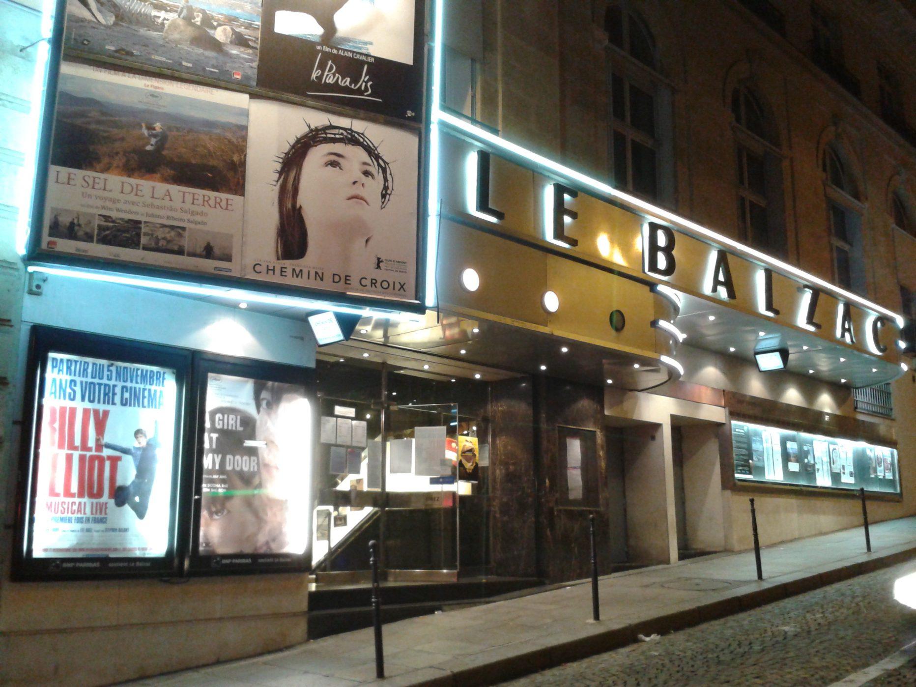 Cinéma Le Balzac