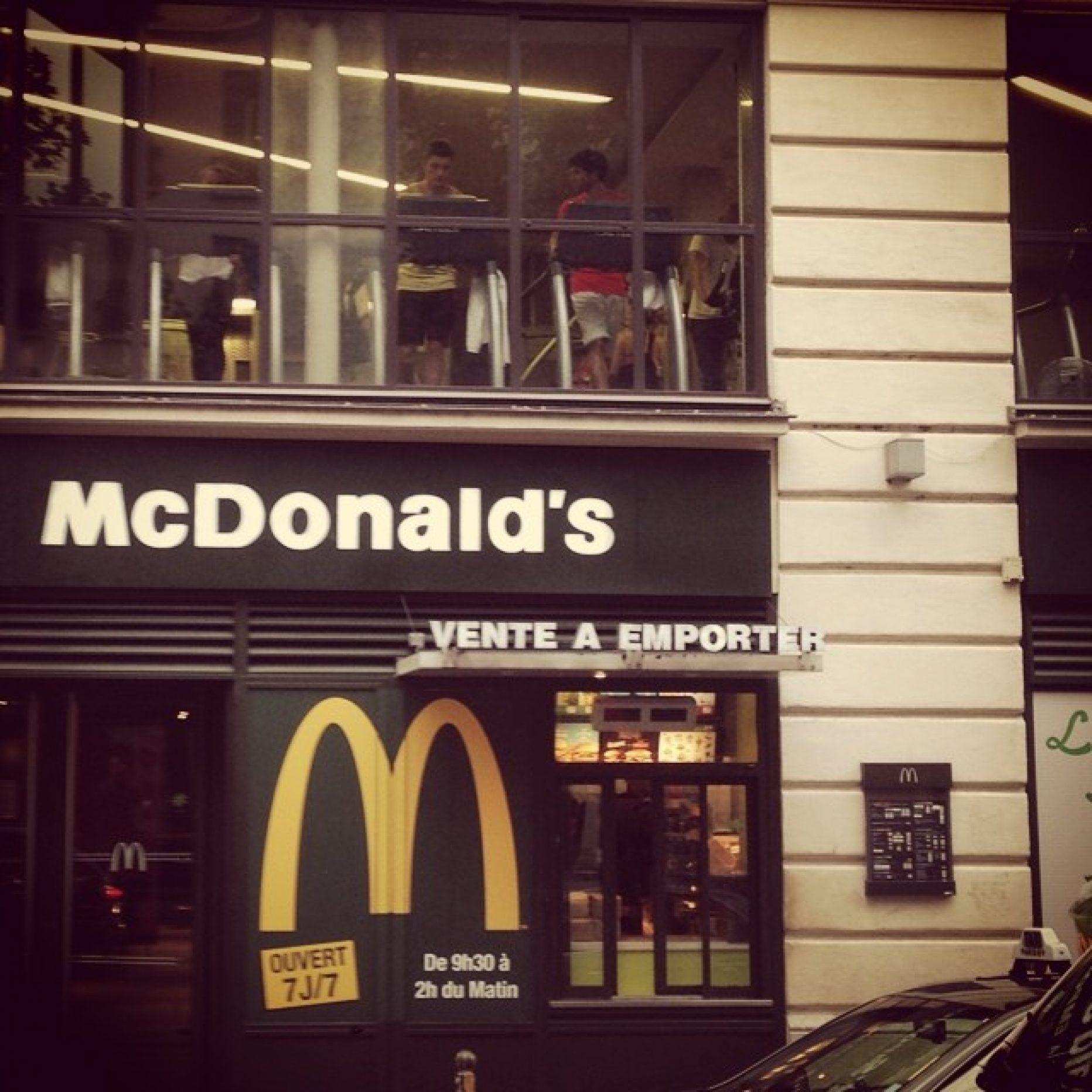 McDonald's Wagram