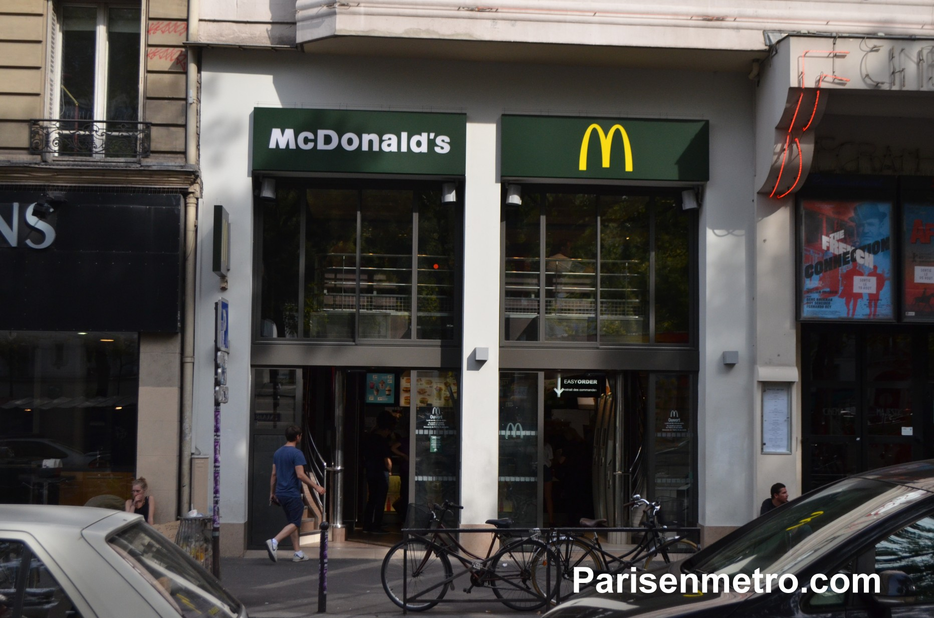 McDonald's Bastille