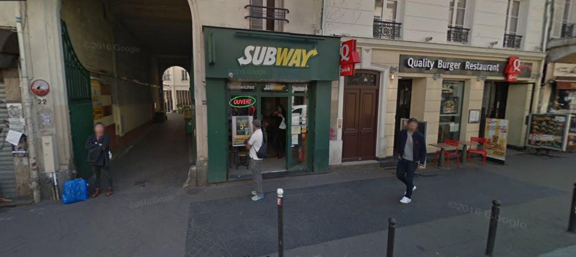 Subway Bastille