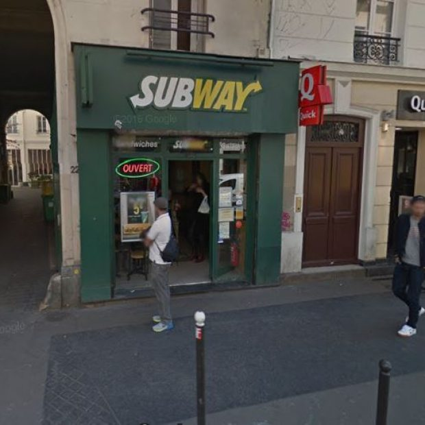 Subway Bastille