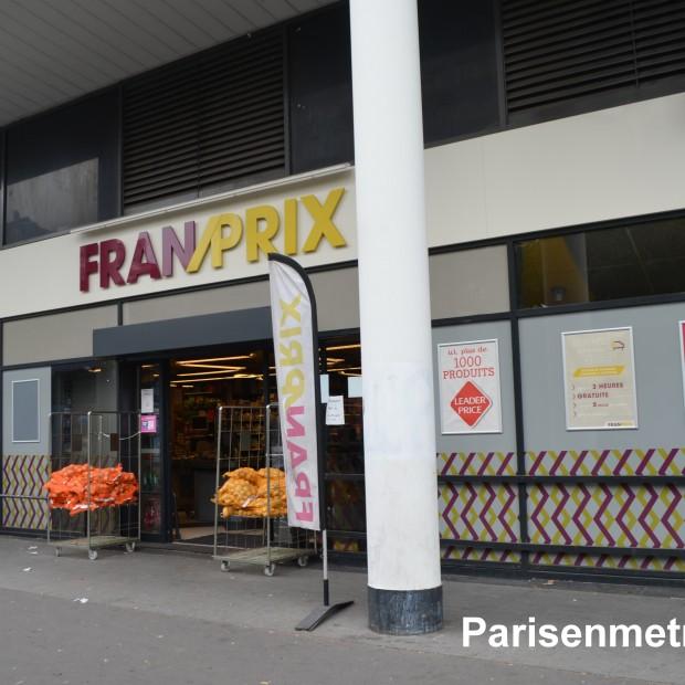 Franprix Corentin Cariou