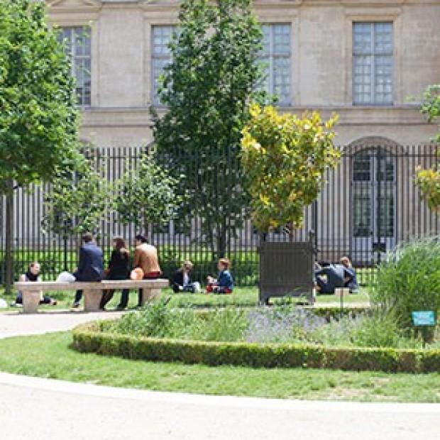 Jardin Anne-Franck