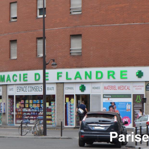 Pharmacie de Flandre