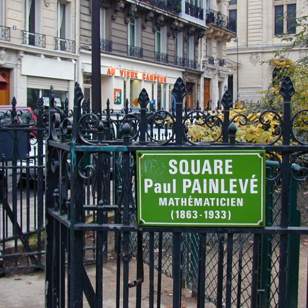 Square Paul Painlevé