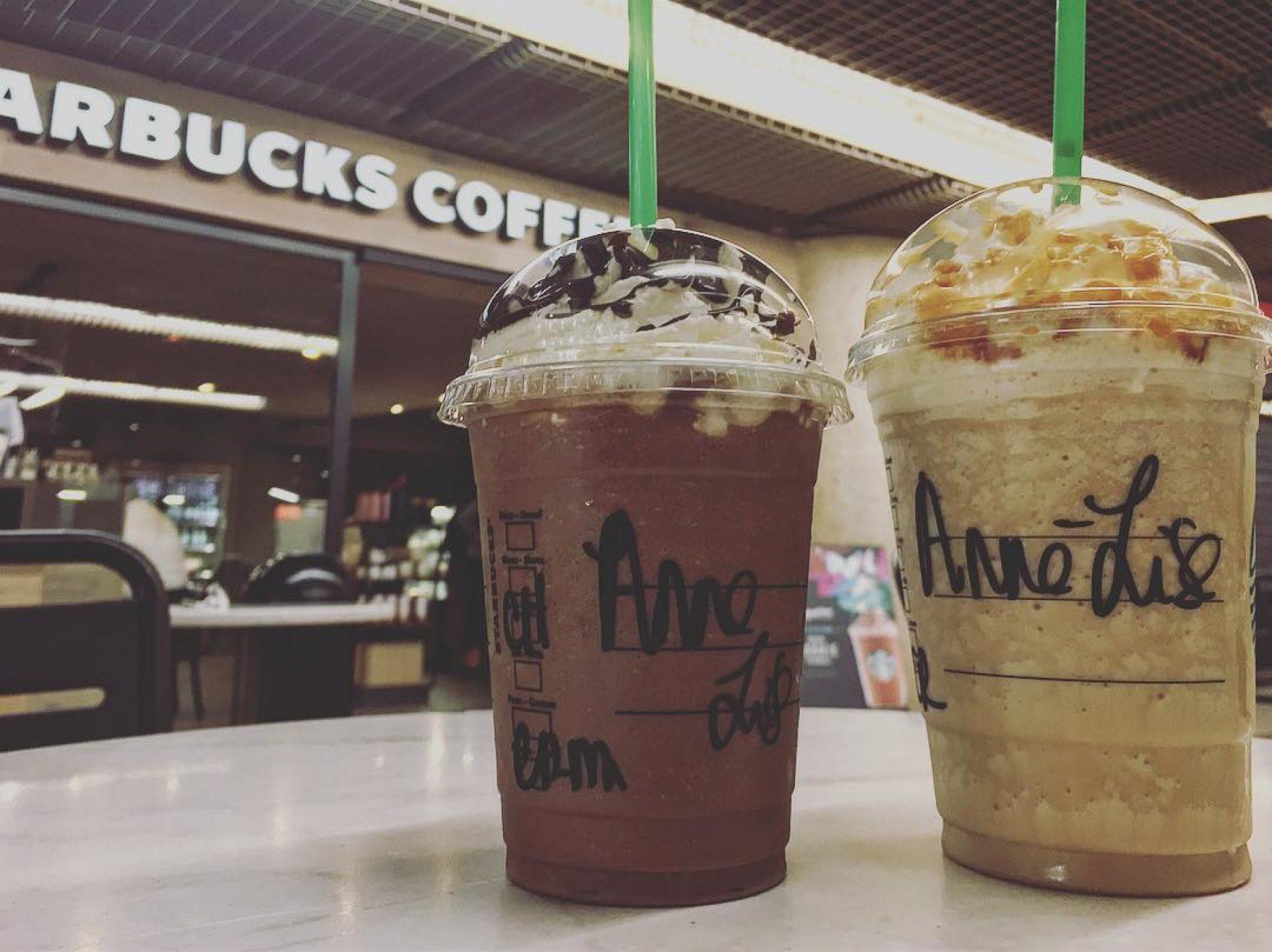 Starbucks Bastille