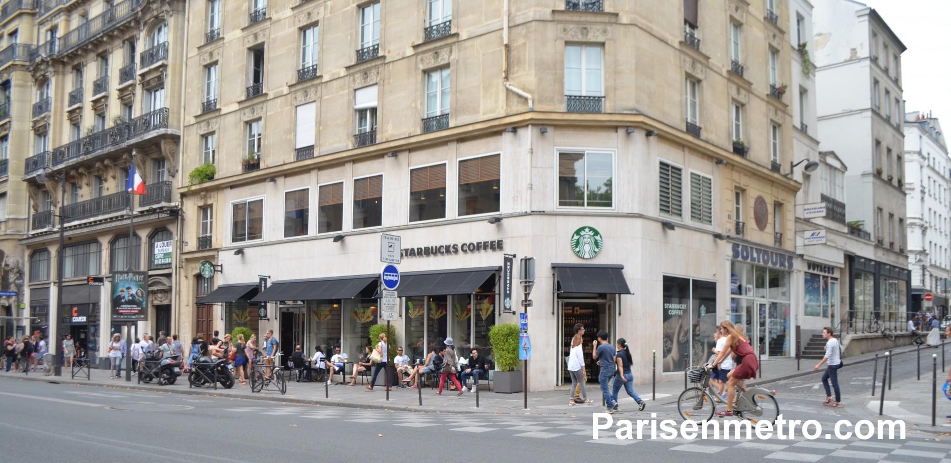 Starbucks Saint-Paul