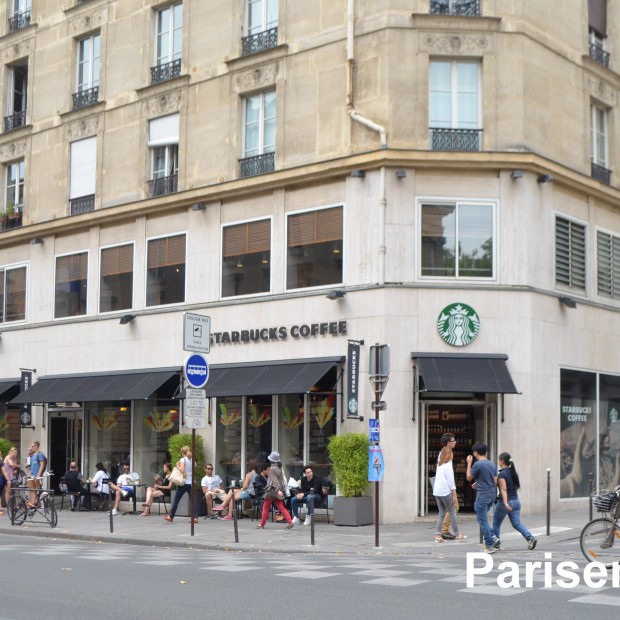 Starbucks Saint-Paul
