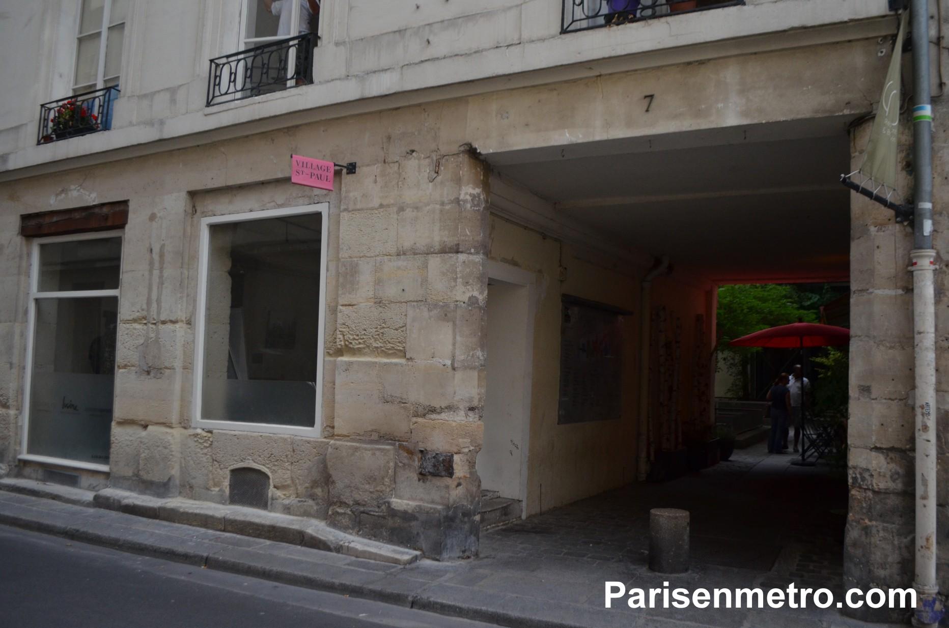 La Village Saint-Paul