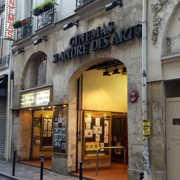 Cinéma le Saint-André des Arts