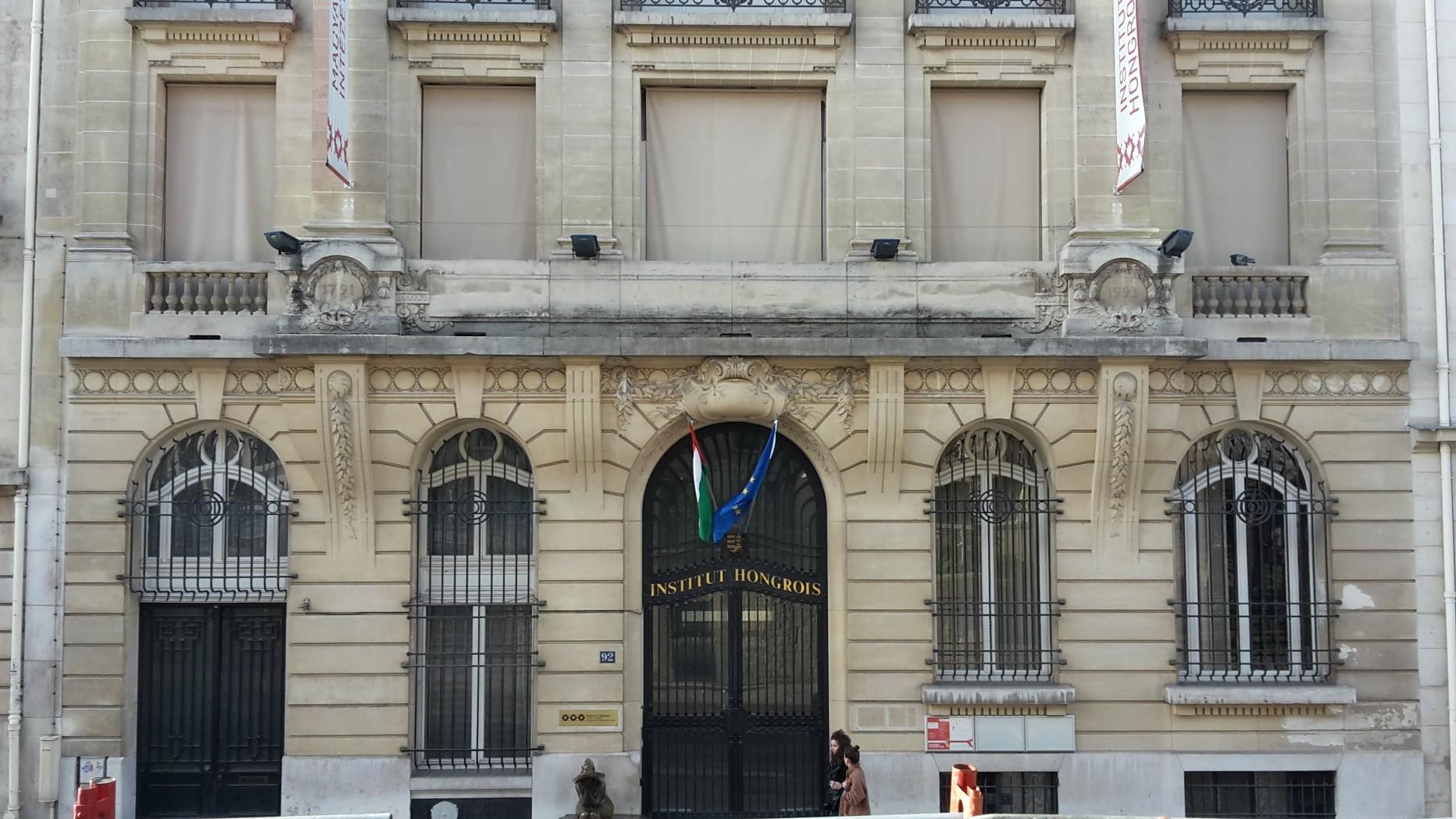 Institut hongrois – Collegium Hungaricum