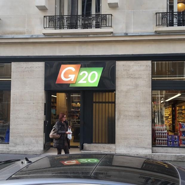 G20 rue Jean Bart