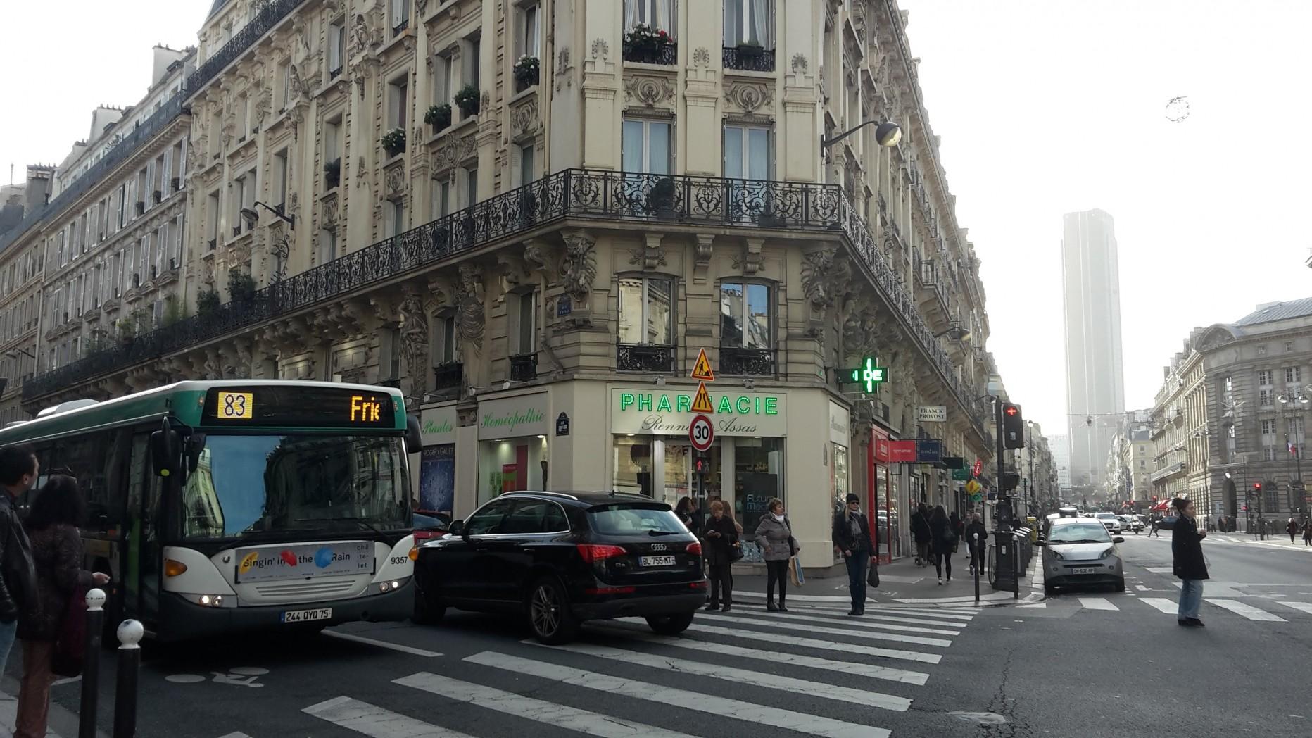 Pharmacie de Rennes Assas