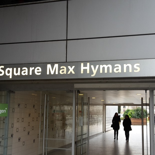 Square Max Hymans