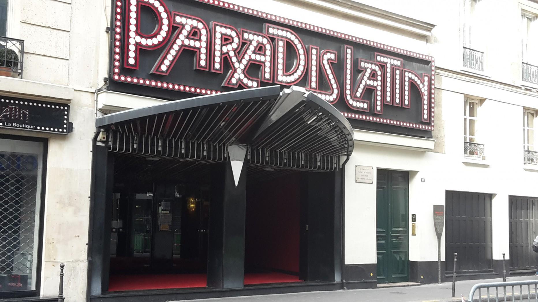 Cabaret Paradis Latin