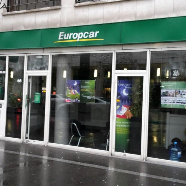 Europcar – Place d'Italie