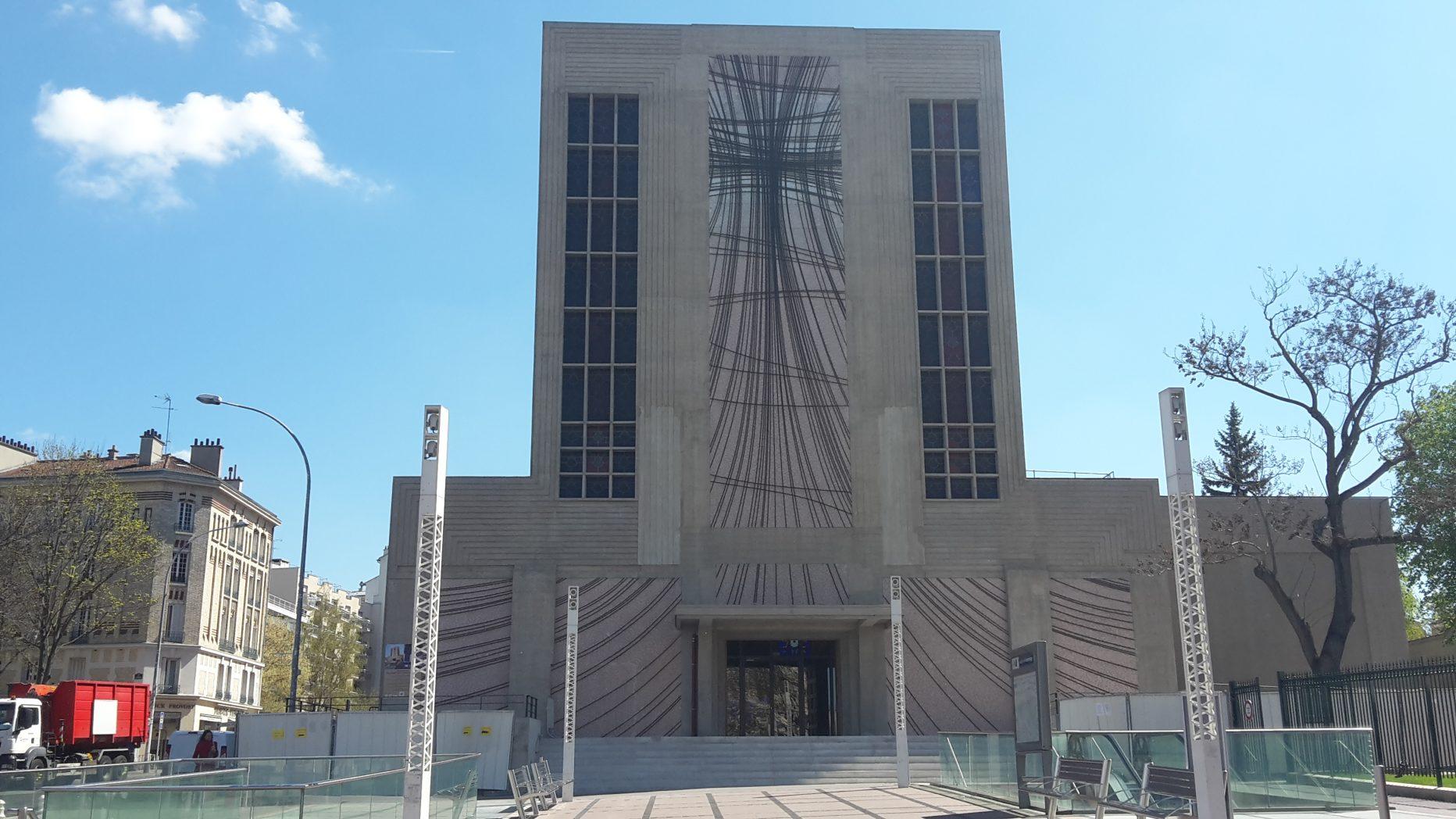 Eglise Saint Jacques de Montrouge