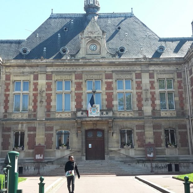 Square de l'Hôtel de Ville