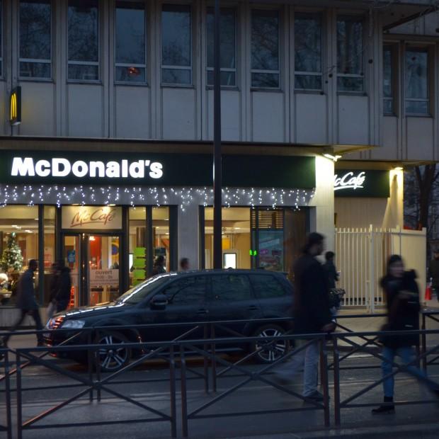 McDonald's – Place d'Italie