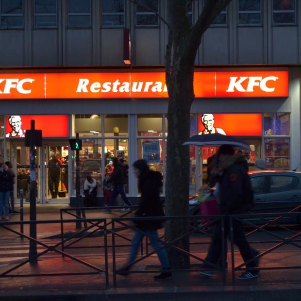 KFC – Place d'Italie