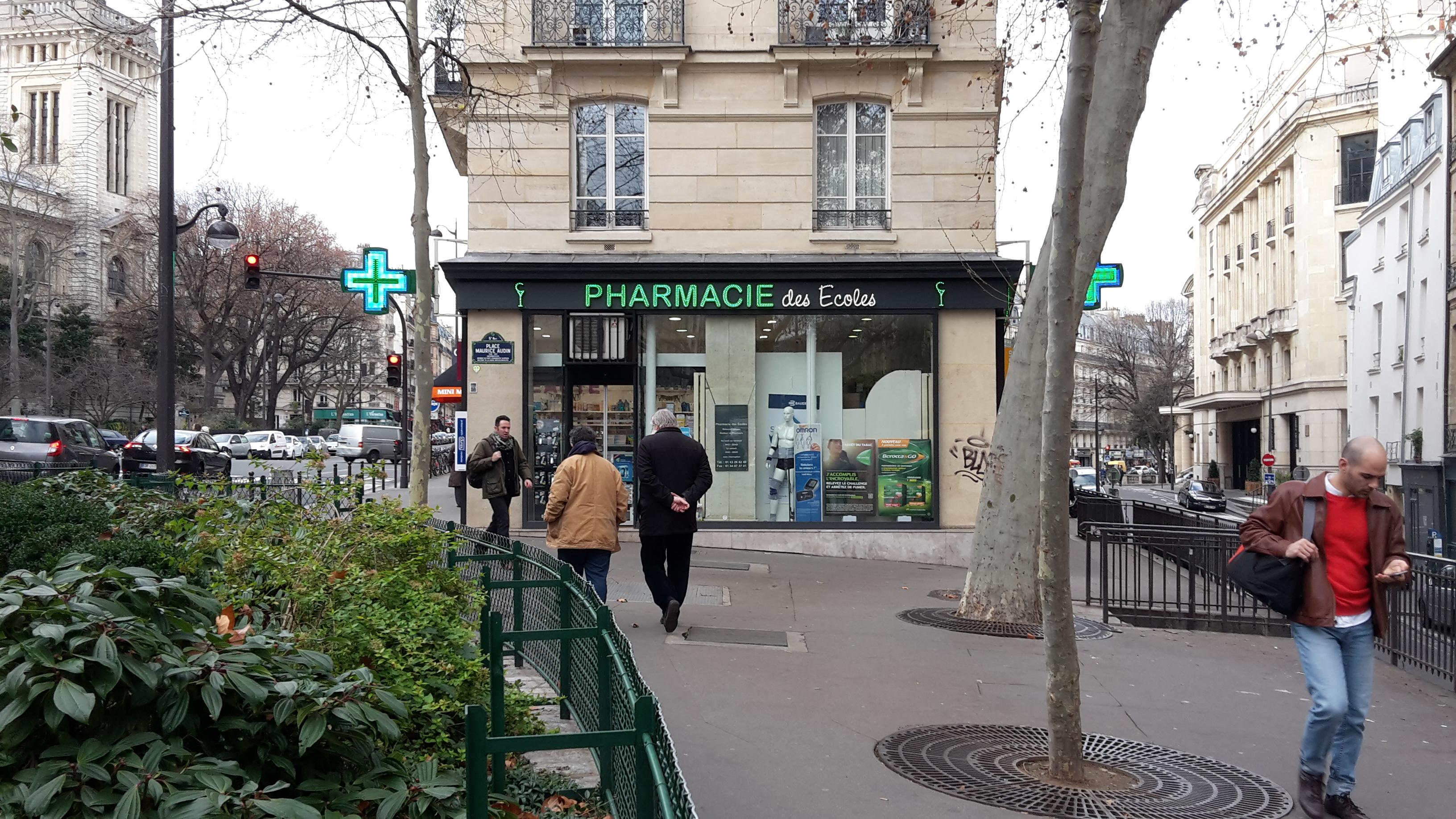 Pharmacie des coles paris en m tro - 48 rue des ecoles 75005 paris ...