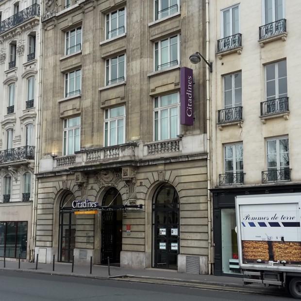 Citadines Saint-Germain-des-Prés Paris