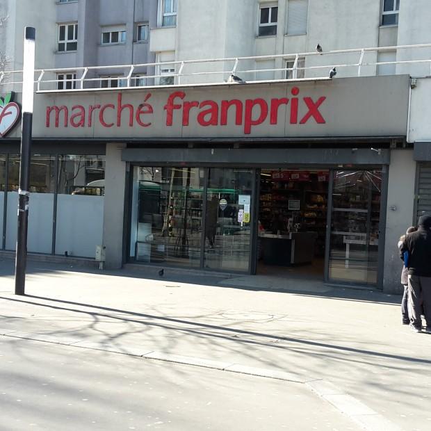 Franprix – Porte de la Chapelle
