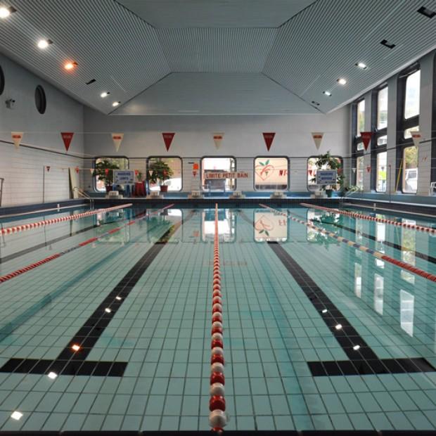 Piscine centre aquatique paris en m tro for Piscine 75005