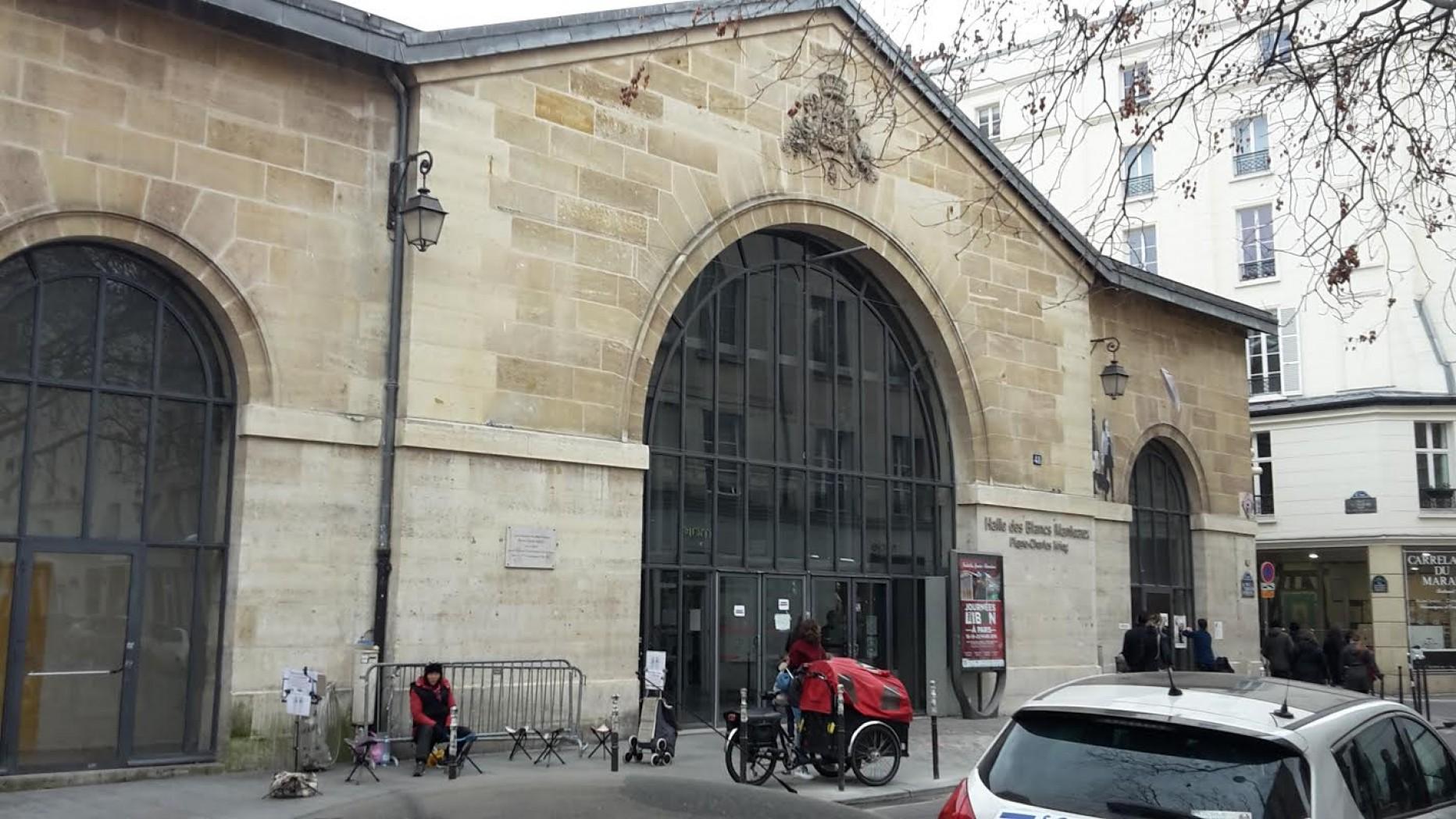 Halle des Blanc Manteaux