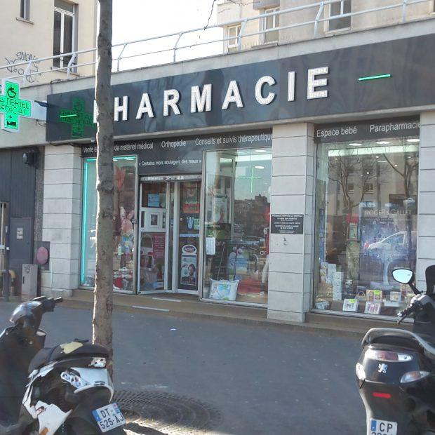 Pharmacie Porte de la Chapelle