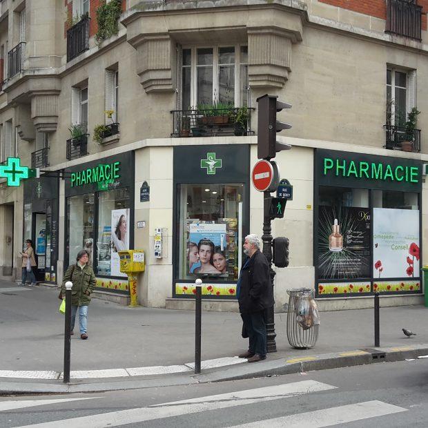 Pharmacie de la Rapée