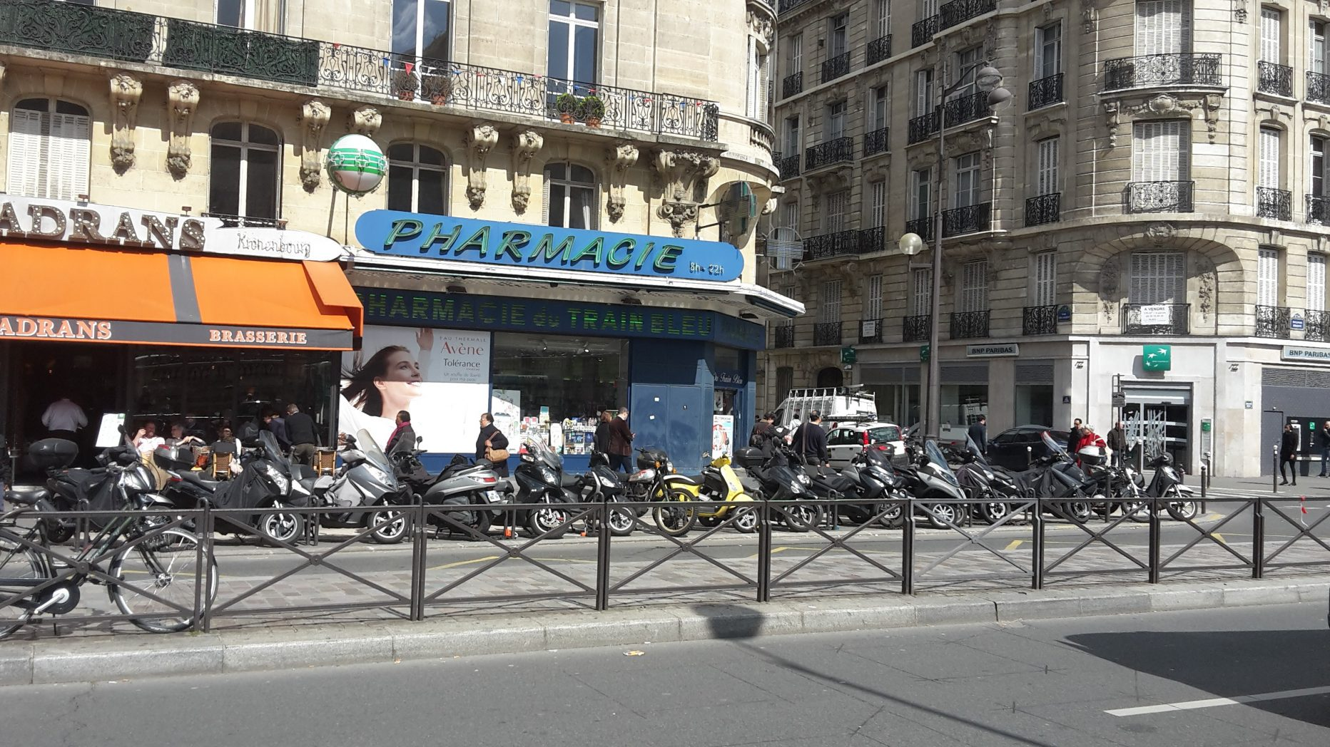 Pharmacie du Train Bleu