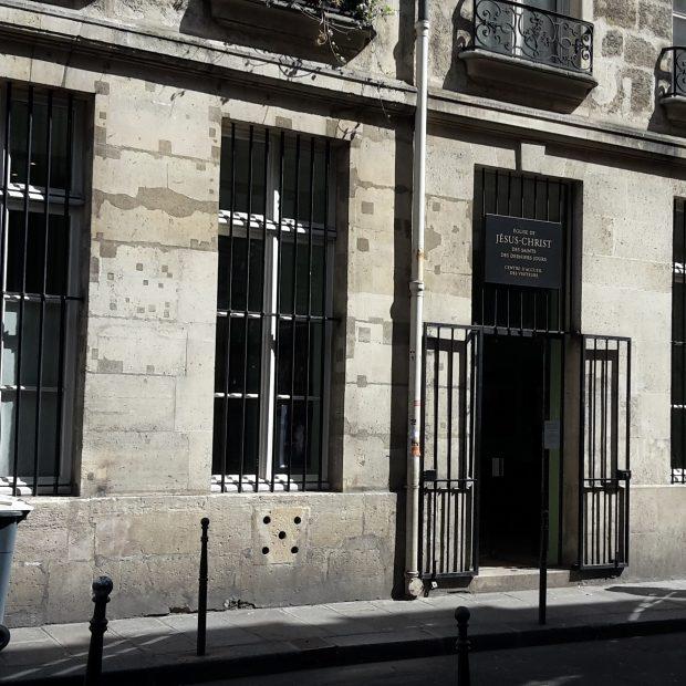 Eglise de Jesus Christ des Saints du dernier jour – Centre Visiteur de Paris (Mormons)