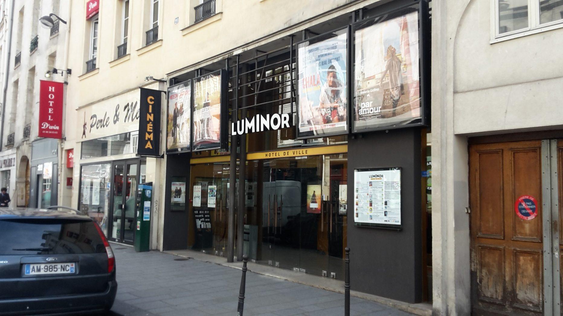Cinéma LUMINOR Hôtel de Ville
