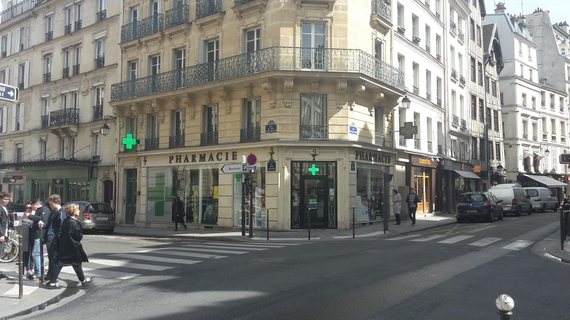 Pharmacie du marais Saint-Paul