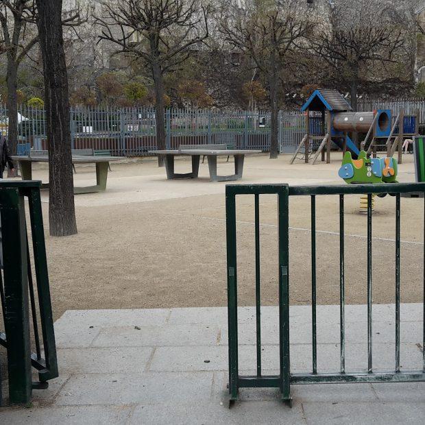 Jardin Albert-Schweitzer