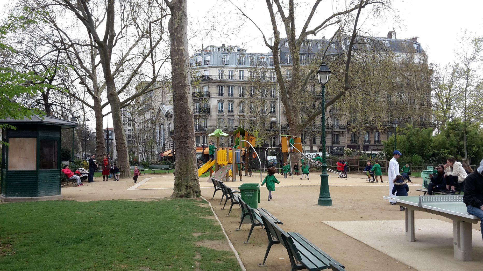 Square Henri-Galli
