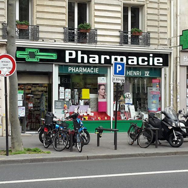 Pharmacie Henri IV