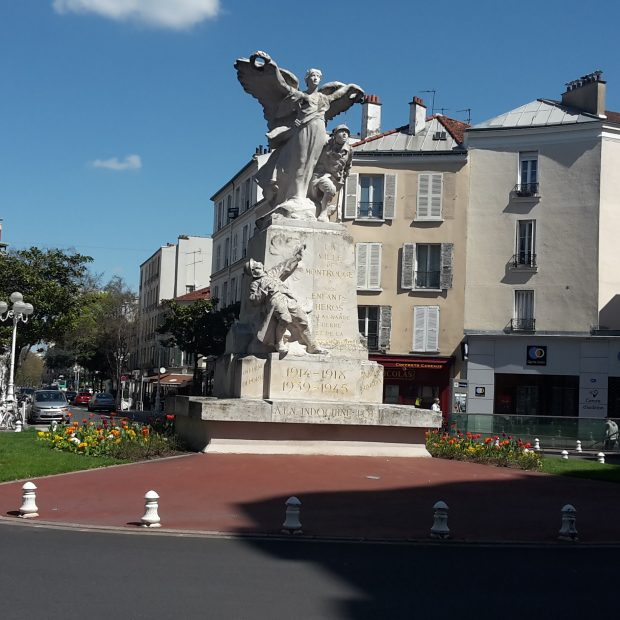 Monument aux morts de Montrouge