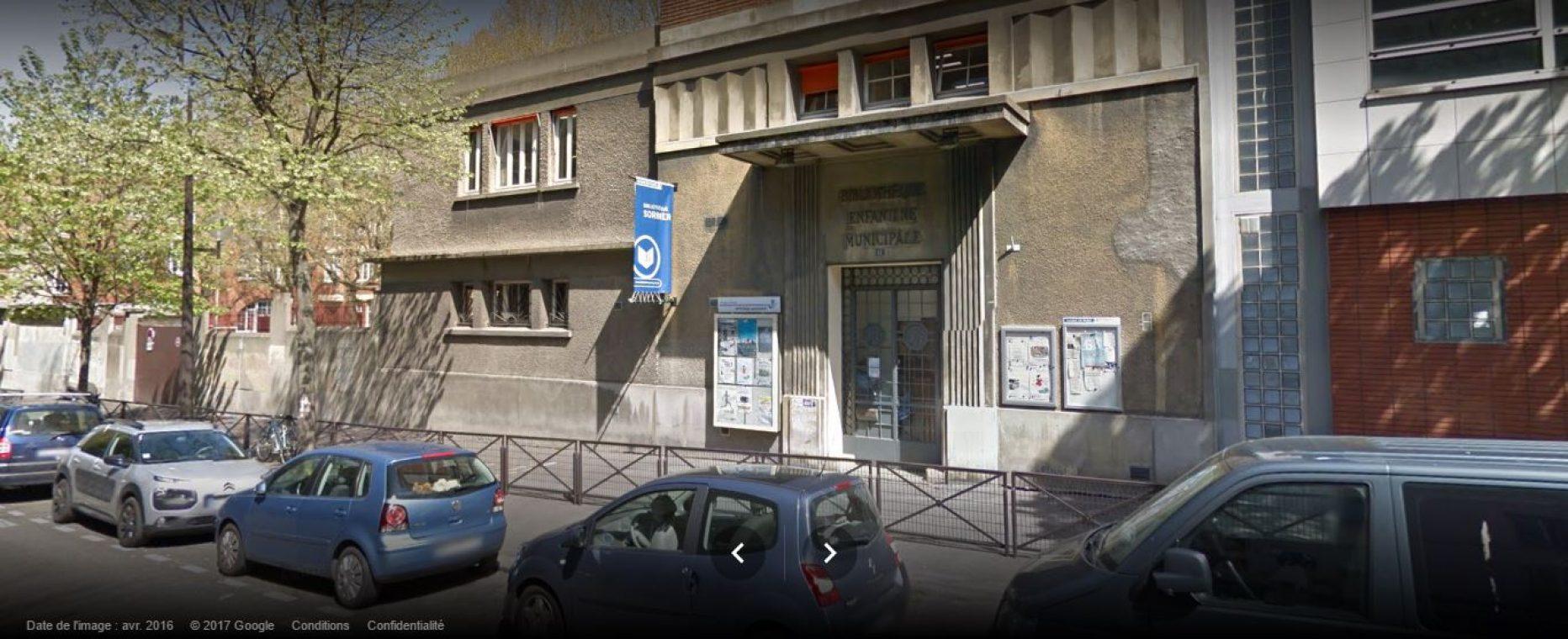 Bibliothèque Sorbier
