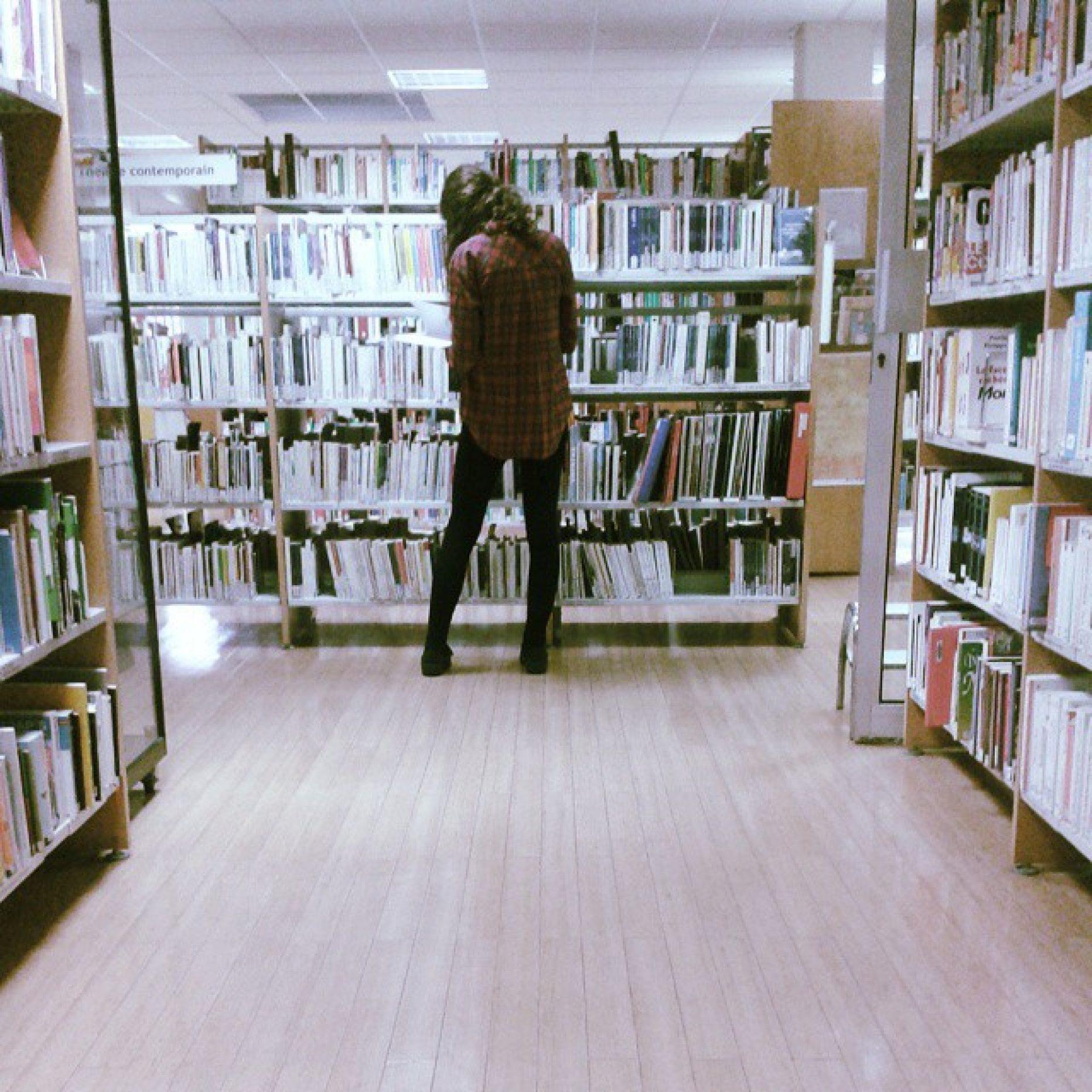 Bibliothèque Oscar Wilde