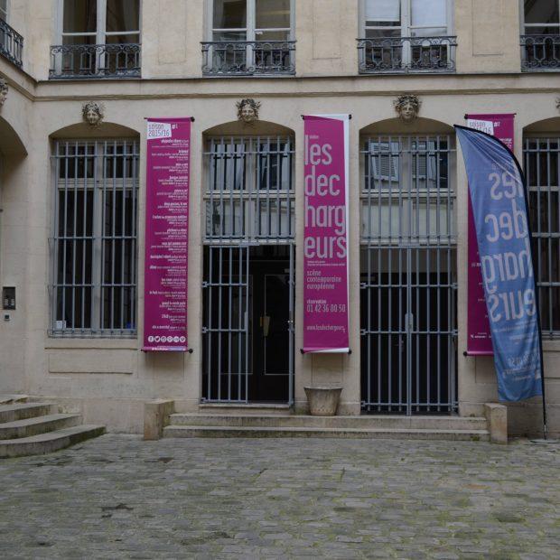 Théâtre des Déchargeurs