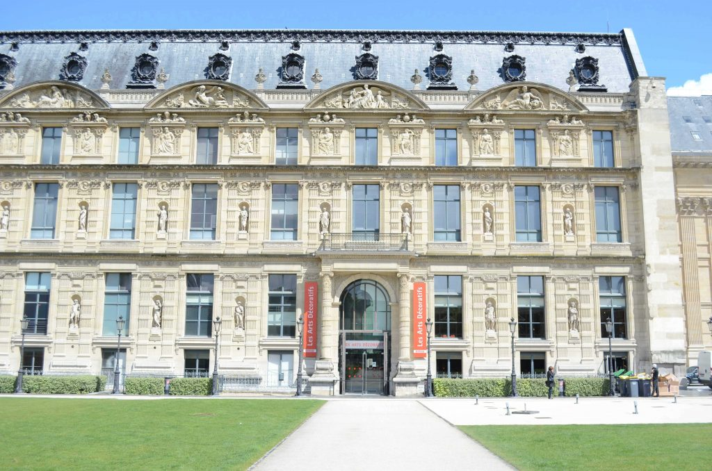 Biblioth que des arts d coratifs paris en m tro - Musee des arts decoratifs metro ...