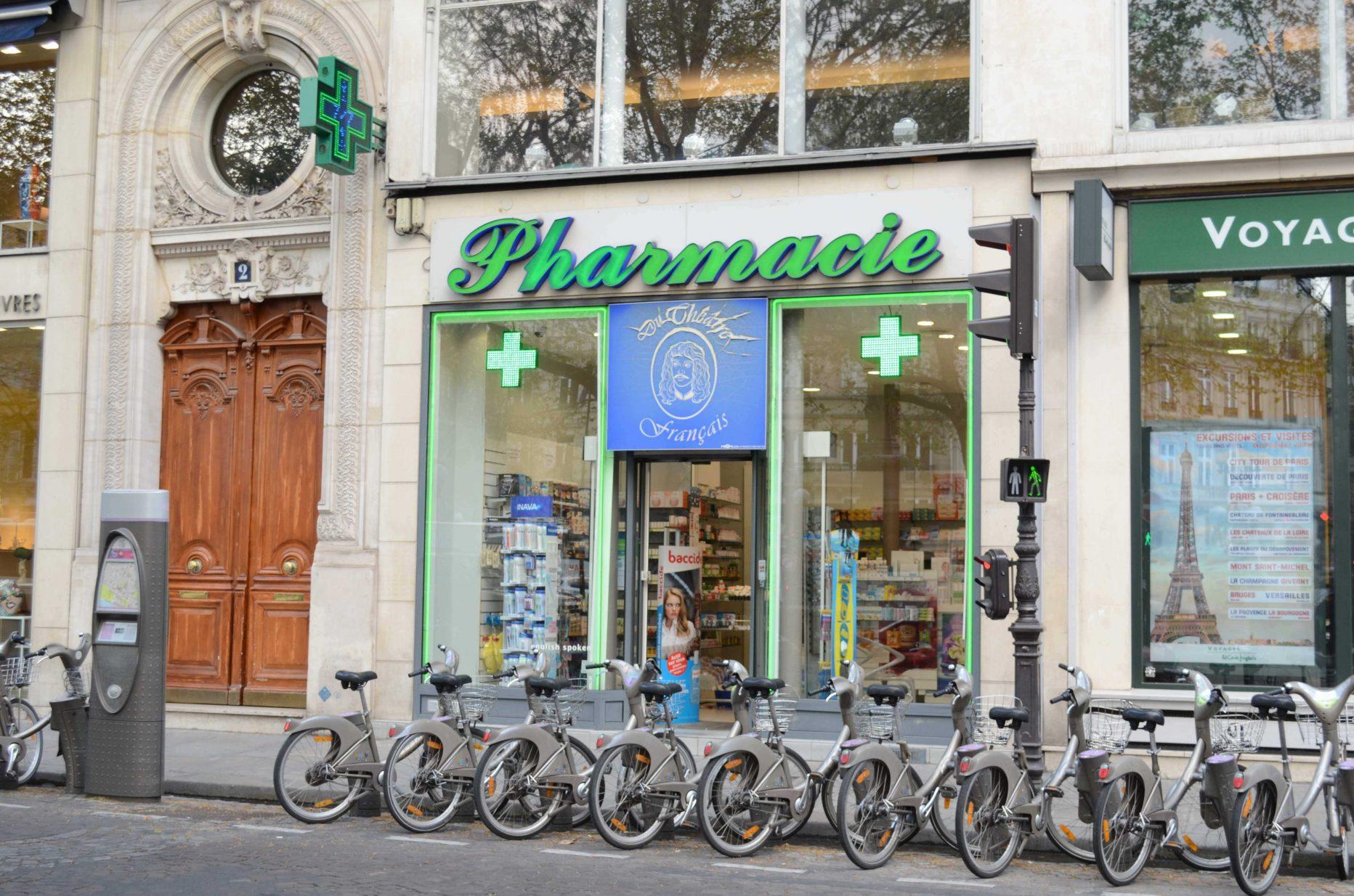 Pharmacie du Théâtre Français