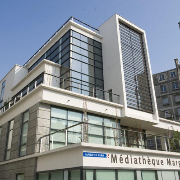 Médiathèque Marguerite Duras